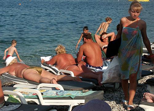 Topless women turkish beaches new nude gilrs