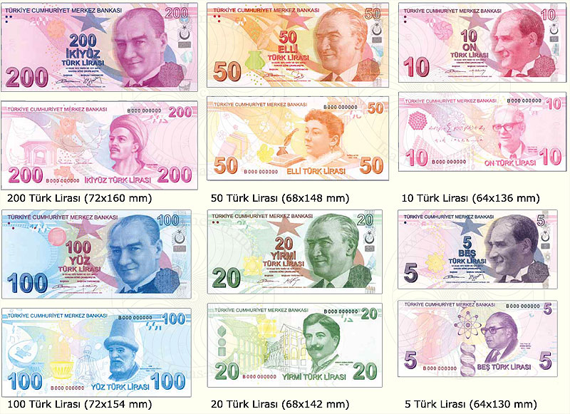 Forex euro turkish lira