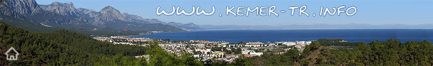 www.Kemer-TR.Info - Information about the holiday region Kemer - Antalya-T�rke